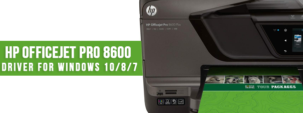 How To Download HP Officejet Pro 8600 Driver